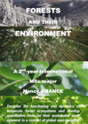Forests and their environments